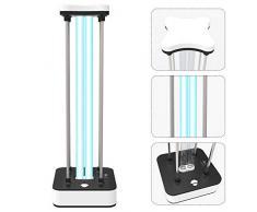 Kacsoo UV-Desinfektionslampe, tötet Viren und Bakterien 36W mit Fernbedienung für Wohnbereiche ab