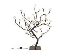 Lichterdeko Kirschblütenbaum 32 LED Höhe 45 cm 76016