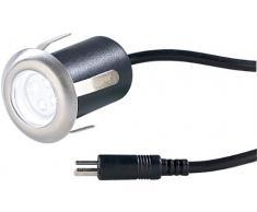 Lunartec LED-Einbauleuchten 6er-Set Easy IP44 / 230V