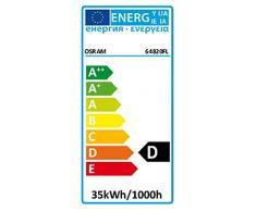 Halogenlampe GU10 35 Grad 35 Watt 64820 230 Volt Halopar16 - Osram