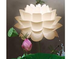 DIY Puzzle Lampe XL Deckenlampe Pendelleuchte mit Deckenbefestigung E27 Fassung