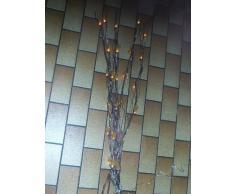 Lichtzweig mit 60 Lämpchen LZW 19308