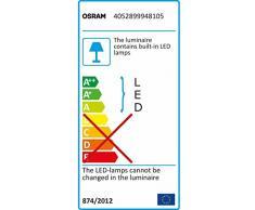 OSRAM LED-TubeKIT 5ft / Unterschrankleuchte / weiß / Direktanschluss mit Kabel / Energieklasse A / Länge 150cm / 21,5 Watt / warmweiß-3000K