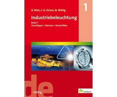 Industriebeleuchtung Band 1: Grundlagen - Normen - Vorschriften (de-Fachwissen)
