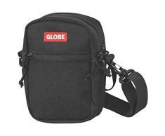 Globe Bar Sling Pack Umhängetasche, Unisex Erwachsene Einheitsgröße schwarz