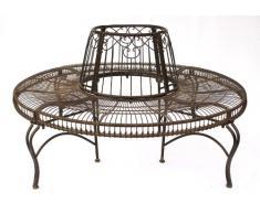 sch ne rundbank bei kaufen. Black Bedroom Furniture Sets. Home Design Ideas