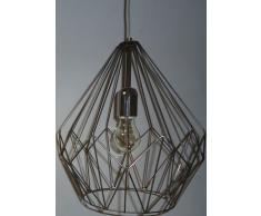 EGLO Pendellampe Carlton, 1 flammige Vintage Pendelleuchte, Retro Hängelampe aus Stahl, Farbe: Mint, Fassung: E27