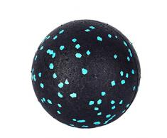 PPangUDing Gymnastikball Sitzball Pilates Ball Multifunktionales Anti-Burst Explosionsgeschützter Pilates Ball mit Pumpe Yoga Ball Balance Stuhl für Yoga Exercise Fitness Physiotherapie (Grün)