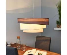 Lampe Modern Lampenwelt LED Deckenlampe Iluk 3 flammig, GU10, A++, inkl. Leuchtmittel - Deckenleuchte Wandleuchte in Wei/ß aus Metall u.a Spot Strahler f/ür Wohnzimmer /& Esszimmer