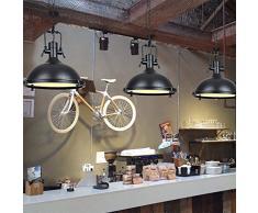 Pendelleuchte Eisenkunst Industrieller Wind Kreativität Jahrgang Modisch Bartheke Restaurant Cafe Kronleuchter E27,C