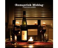 Romantisk Middag Pianomusikk – Jazz, Saksofon, Romanse, Cocktailbar, Hotellobbyen Bakgrunnsmusikk