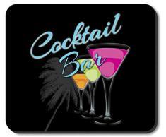 Mauspad - Cocktailbar