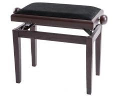 Gewa Pianobank Deluxe Rosenholz matt