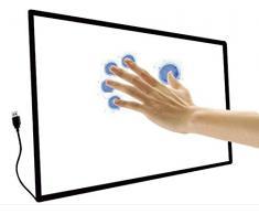 81,3 cm (32 Zoll) USB-Stecker Infrarot-Touch-Rahmen, mit 10-Punkt-Touch-Overlay für Monitor, TV, Teetisch