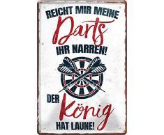 Reicht Mir Meine Darts Dart 20x30 cm Haus Bar Party Keller Deko Blechschild 233