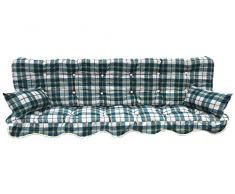 Polsterauflage Gartenstuhlauflage Modell 670 (180x50 cm Hollywoodschaukelauflage)