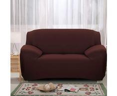 Sofabezug ChicSoleil Sofa Überwürfe Sofabezüge für Sessel Couch Stretch Sofahusse Sofa Abdeckung Hussen für Wohnzimmer 1 Stück