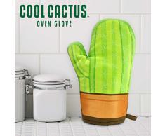 Mustard M13004 Cool Cactus - Kaktus-förmiger Ofenhandschuh