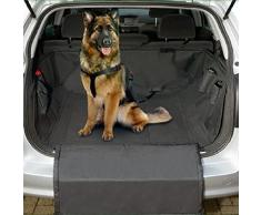 Cars-Design 2662 Auto Hundeschutzdecke Kofferraum Schutzdecke Autoschutzdecke Schondecke Große Liegefläche: Maße: ca. 167 x 127 cm + 79 x 49 cm