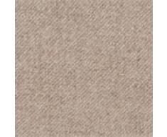 URBANARA Kaschmirdecke/Wolldecke Almora - 100% reine Kaschmir-Woll-Mischung, Sand mit Fransen - 140 x 200 cm. Wohndecke/ Kuscheldecke/ Überwurf