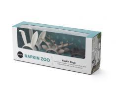 Serviettenringe OTOTO Napkin Zoo Tiergeweihe
