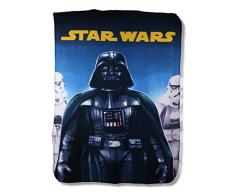 Star Wars Fleece Decke,Clone Wars Tagesdecke Kuscheldecke EDEL 2015