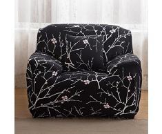ele ELEOPTION Sofaüberwurf Sofabezug stretch Abziehbild Sofabezug Muster Sofa Slipcover elastische Sofahusse (3 Sitzer für Sofalänge 185-230 cm, Stil 6)
