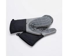OXO 1147907 Ofenhandschuh aus Silikon grau