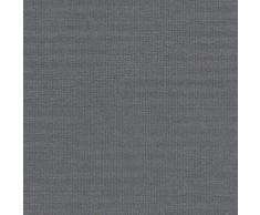 Schiebegardinen nach Maß, hochqualitative Wertarbeit, alle Größen und mehr als 20 Farben verfügbar, Maßanfertigung, Schiebevorhang, Raumteiler, Flächenvorhang, blickdicht (237cm Höhe x 60cm Breite / Grau)