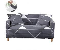 WANYIG Sofa Überwürfe Sofabezug Elastische Stretch Sofahusse Sofa Abdeckung Sofabezüge Couchbezug für L Form Sofa Couch Sessel(3 Sitzer 190-230CM,Pattern #05)
