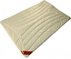 Bettdecke 200 x 220 / 800 g - Extra leichtes Sommer Steppbett Garanta mit 100% Kamelhaar Füllung - Übergröße