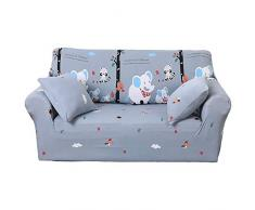 Willlly Elastischer Sofabezug Antirutsch Stretch Couchbezug Sesselbezug Weich Stretchhusse Stoff Möbelschutz Sofa 1 Sitz 90 140 cm,Baum Sale Home Täglich Gebrauch Produkt
