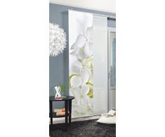 Home Fashion Schiebevorhang, Weiß