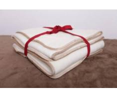 Wolldecke VIP Kaschmirdecke Blanket 140x200 Tagesdecke Wolldecke Superwash