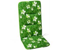 BEST 05101262 Sesselauflage nieder 100 x 50 x 6 cm