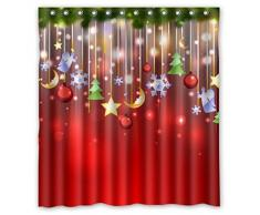Gardinen Weihnachten.Weihnachtsgardine Günstige Weihnachtsgardinen Bei Livingo Kaufen
