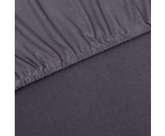 vidaXL Sofahusse Jersey Sofabezug Universal Stretchhusse Sofabezüge Baumwolle