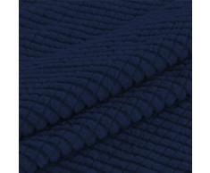BellaHills 1-Stück Jacquard Sofa Überwürfe Sofabezug Stretch Elastische Sofahusse Sofa Abdeckung (Blau, 1 Sitzer für Sofalänge 80-120cm)