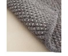 URBANARA Teppichunterlage - rutschfeste Unterlage in Creme aus Polyester - 160 x 235 cm