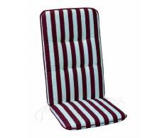 BEST 05200271 Sesselauflage hoch 120 x 50 x 6 cm