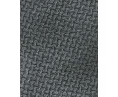 Zebra Textil 34134 Sofahusse Elastisch Z51 3-Sitzer, grau