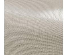 BEAUTEX Milan Sofahusse für Ecksofa, Clubsessel, 1er, 2er, 3er Sitzer, elastische Stretch Husse, Farbe wählbar (Clubsesselhusse Natur)