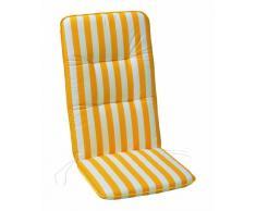 Best 05100270 Sesselauflage nieder 100 x 50 x 6 cm, Dessin 0270
