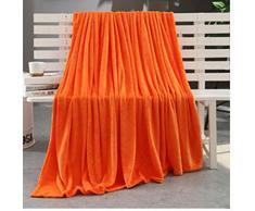 AmyGline Super Soft Warm Micro Plüsch Fleece Decke Wurfdecke Sofa Decke Bettwäsche Decke 70 * 100 cm