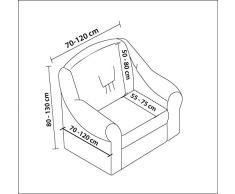 Stretch Sofabezüge 1er+2er+3er in grau (Sofabezuege Set, Sofabezug) / Sofahusse / sofabezug stretch husse / sofahussen set
