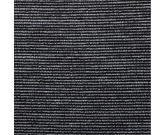 Zebra Textil 29150 Sofahusse elastisch Orion 2 sitzer, grau