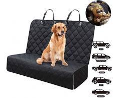 Fityou Hunde Autoschondecke, Wasserdicht Hundedecke Auto Rückbank, Anti-RutschHundedecke für Kofferraumschutz, 600D verdicktes Oxford, Fit für alle Autos, 137x124.5 cm