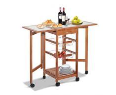 Küchenwagen mit Schubladen » günstige Küchenwägen mit Schubladen ... | {Küchenwagen schmal 52}