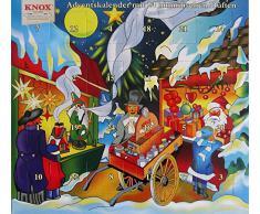 Knox Räucherkerzen-Adventskalender mit 24 himmlischen Düften