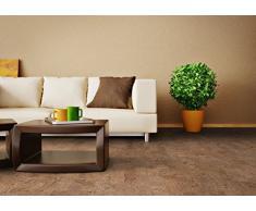 1 Paket (1,95m²) Korkboden / Fertigparkett / Korkfertigparkett - Auriga natur